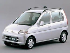 Honda Life 1997-1998