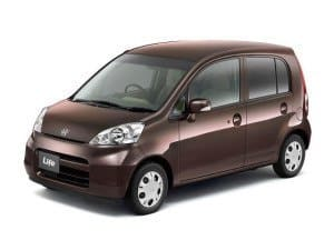 Honda Life 2003-2008