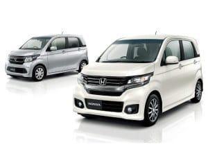 Honda N-WGN depuis 2013