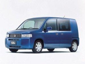 Honda Mobilio Spike 2002-2008