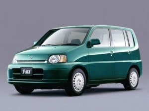 Honda S-MX 1996-2002