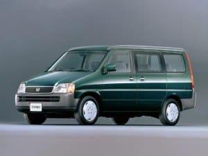 Honda StepWGN 1996-2001