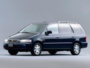 Honda Odyssey 1994-1999 - Honda Shuttle