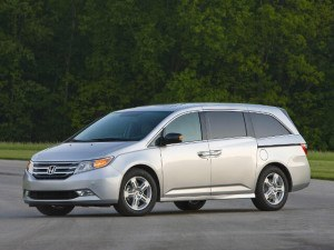 Honda Odyssey depuis 2010