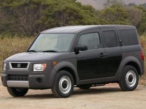 Honda Element 2002-2010