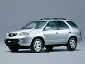 Honda MDX 2001-2006
