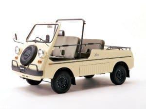 Honda Vamos 1970-1973