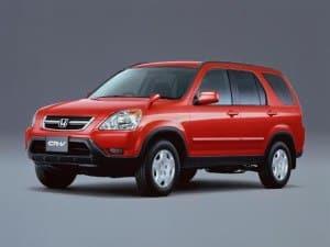 Honda CR-V 2001-2007