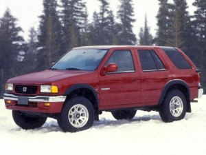 Honda Passport 1993-1997