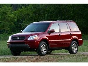 Honda Pilot 2002-2008