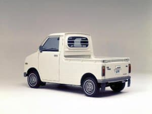 Honda Life pick-up 1973-1974