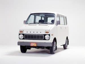 Honda Life Step Van 1972-1974