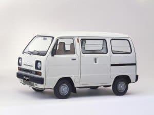Honda Acty 1979-1988