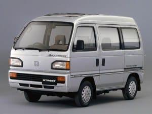 Honda Acty 1988-1999 - Honda Street