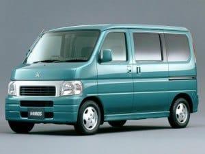 Honda Acty depuis 1999 - Honda Vamos et Vamos Hobio