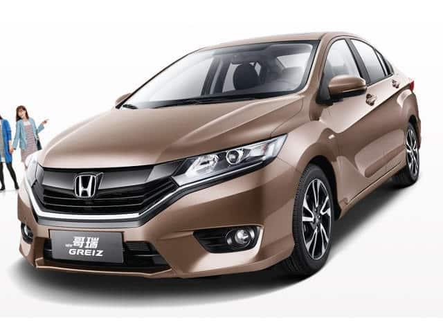 Honda Greiz depuis 2015
