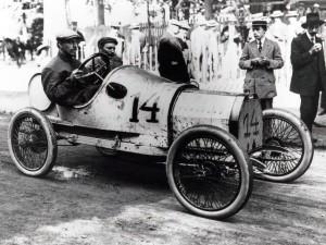 Bugatti Type 13 1910-1914 - photo : auteur inconnu DR