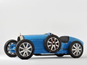 Bugatti Type 35 1924-1930 - photo Bonhams