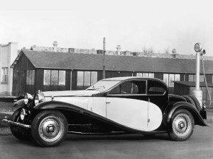 Bugatti Type 50 1930-1933 - photo : auteur inconnu DR