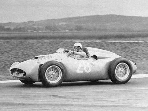Bugatti Type 251 Grand Prix F1 1955-1956 - photo : auteur inconnu DR