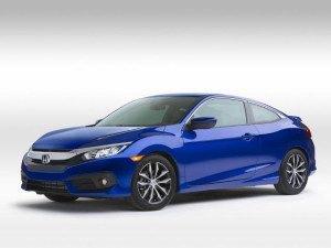 Honda Civic Coupe depuis 2015