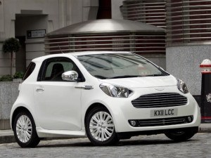 Aston Martin Cygnet 2011-2013 - photo Aston Martin