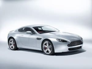Aston Martin Vantage depuis 2005 - photo Aston Martin