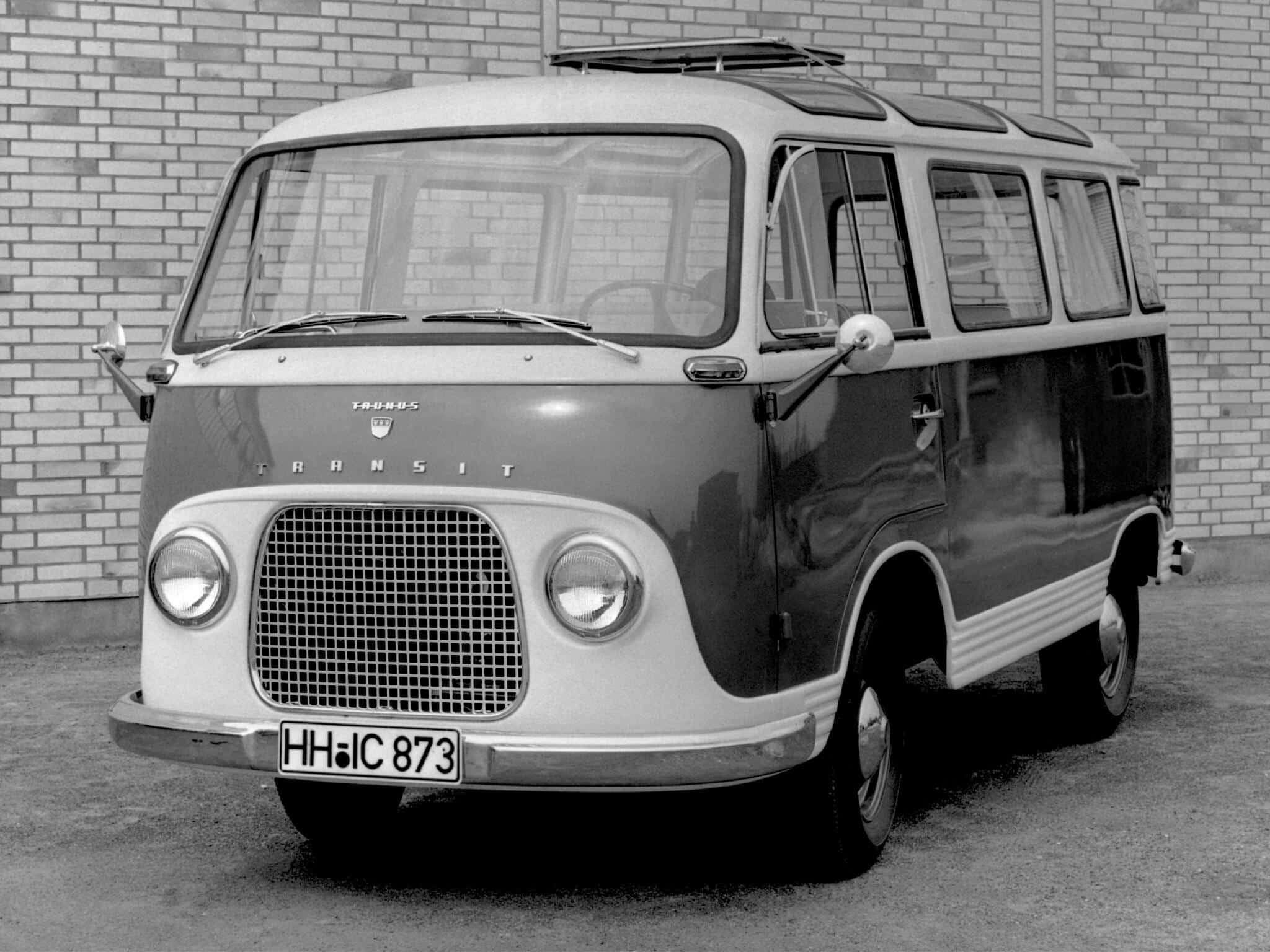 Ford Taunus Transit 1953-1965 - photo Ford