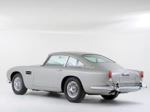 Aston Martin DB5 1963-1965 - photo Tim Scott/RM Auctions