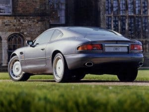 Aston Martin DB7 1994-2003 - photo Aston Martin