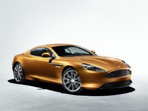 Aston Martin Virage 2011-2012 - photo Aston Martin