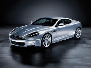 Aston Martin DBS 2007-2012 - photo Aston Martin