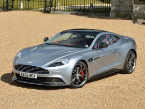 Aston Martin Vanquish depuis 2012 - photo Aston Martin