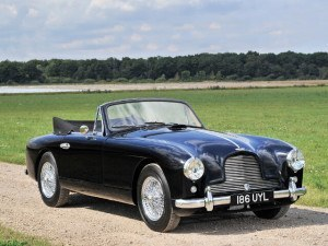 Aston Martin DB2/4 Convertible 1953-1957 - photo : Tim Scott RM Auctions