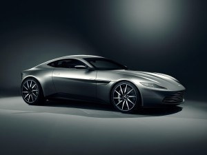 Aston Martin DB10 2015 - photo : Aston Martin