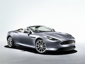 Aston Martin Virage Volante 2011-2012 - photo Aston Martin