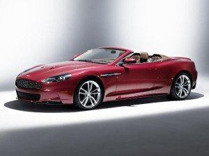 Aston Martin DBS Volante 2009-2012 - photo Aston Martin