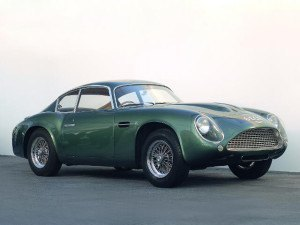 Aston Martin DB4 GT Zagato 1960-1963 - photo Aston Martin