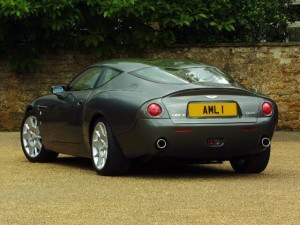 Aston Martin DB7 Zagato 2002-2003 - photo Aston Martin
