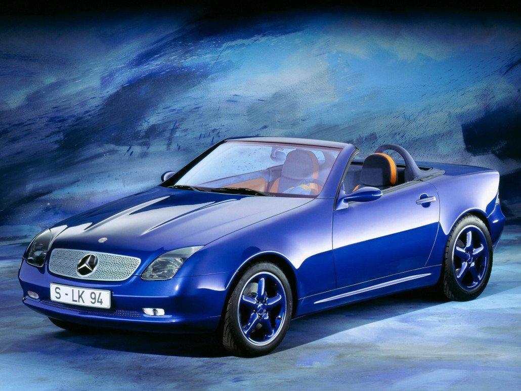 Mercedes Benz Slk R170 Auto Forever