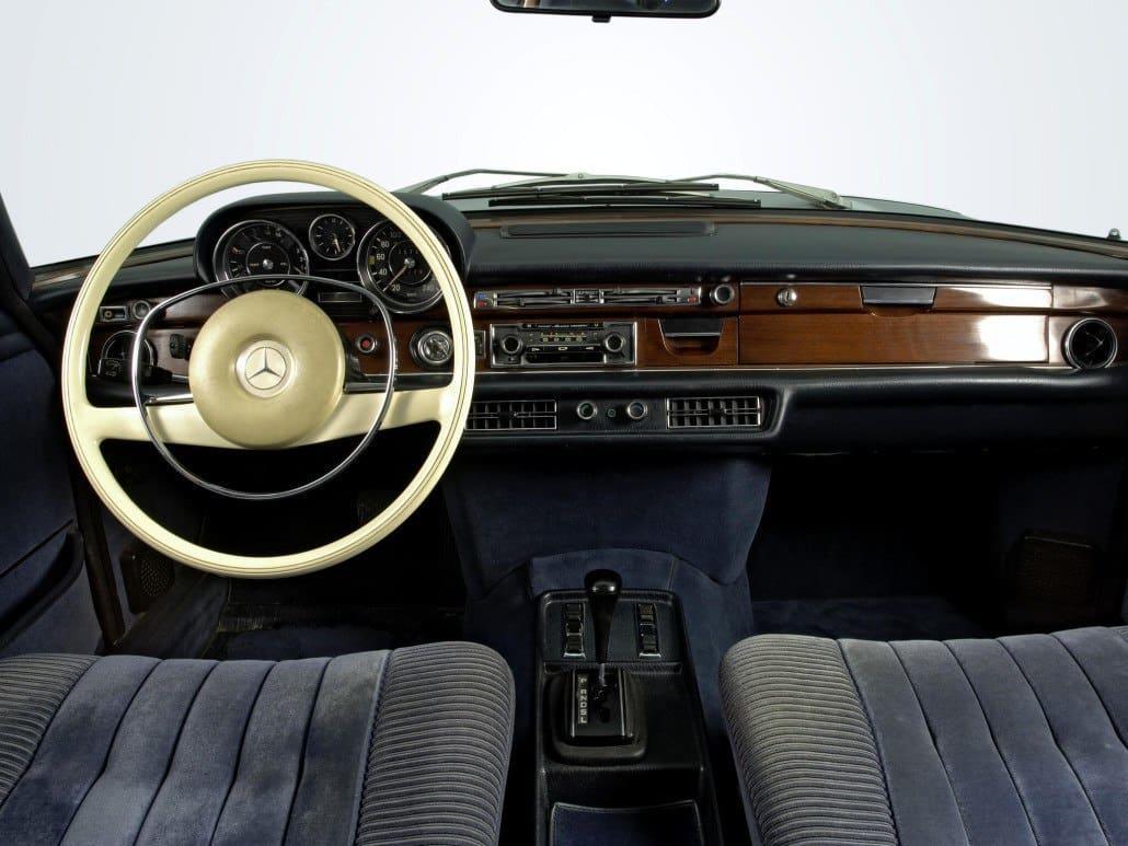 mercedes benz w108 w109 voiture allemande histoire et technique auto forever. Black Bedroom Furniture Sets. Home Design Ideas