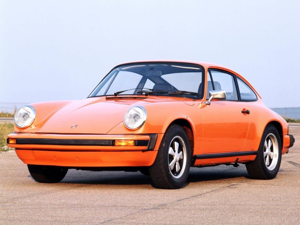 Porsche 911 S 233 Rie G Histoire Et Fiche Technique Auto