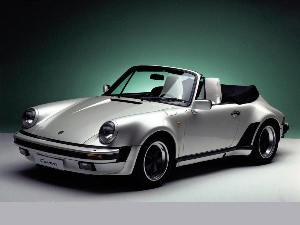 Porsche 911 Sc Carrera 3 2 Cabriolet Fiche Auto Forever