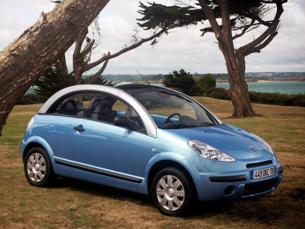 Citroën C3 Pluriel 2002-2008 Cabriolet AV - photo Citroën