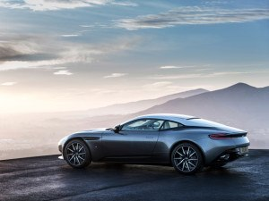 DB11 depuis 2016 - photo Aston Martin