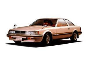 Toyota Soarer 1981-1983 vue AV - photo Toyota