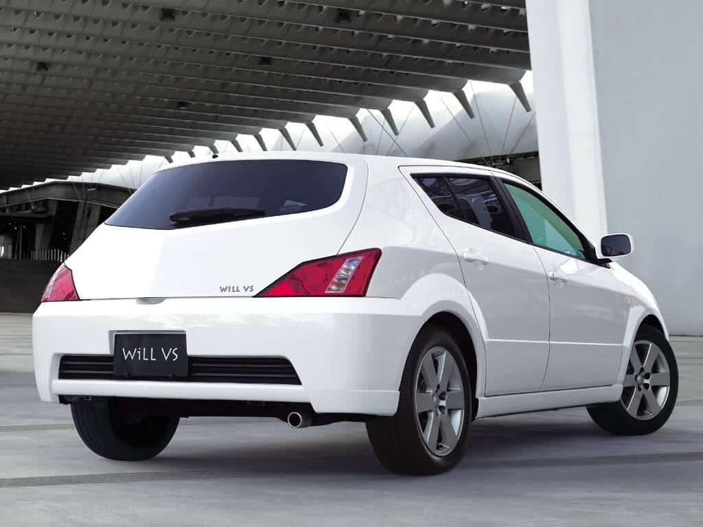 Will VS 2001-2004 vue AR - photo Toyota