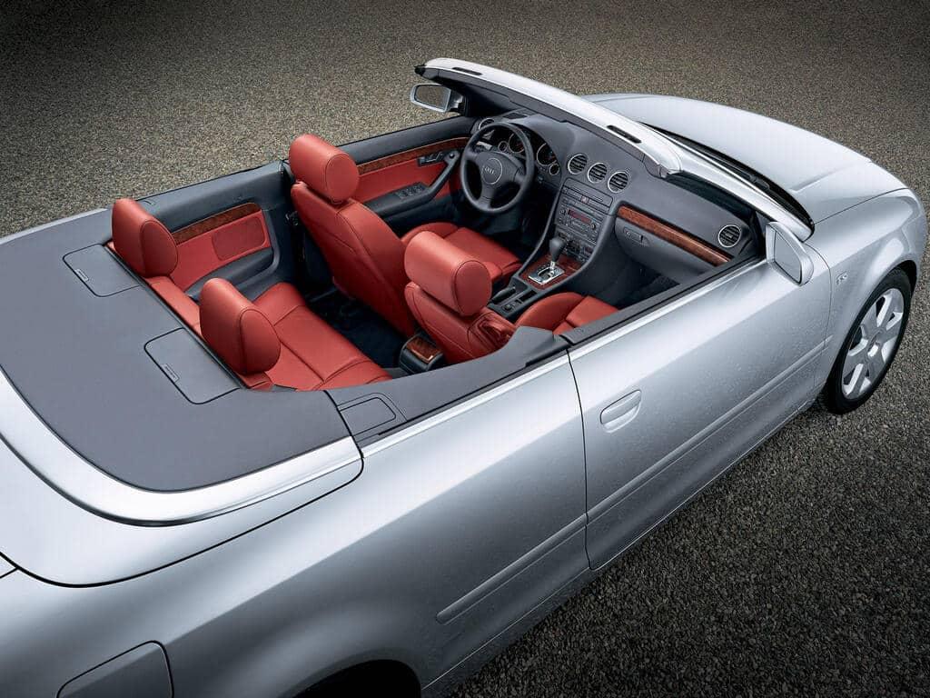 Audi a4 b6 cabriolet 2002 2006 int rieur photo audi for Audi a4 interieur