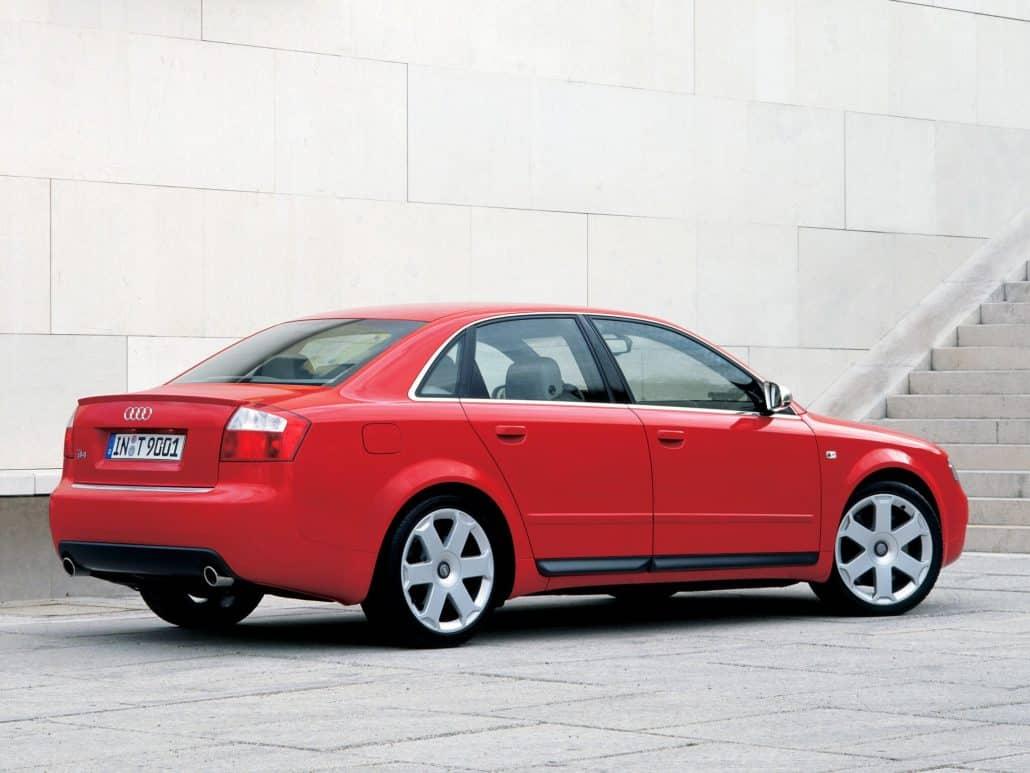 Audi A4 B6 Fiche Technique Auto Forever