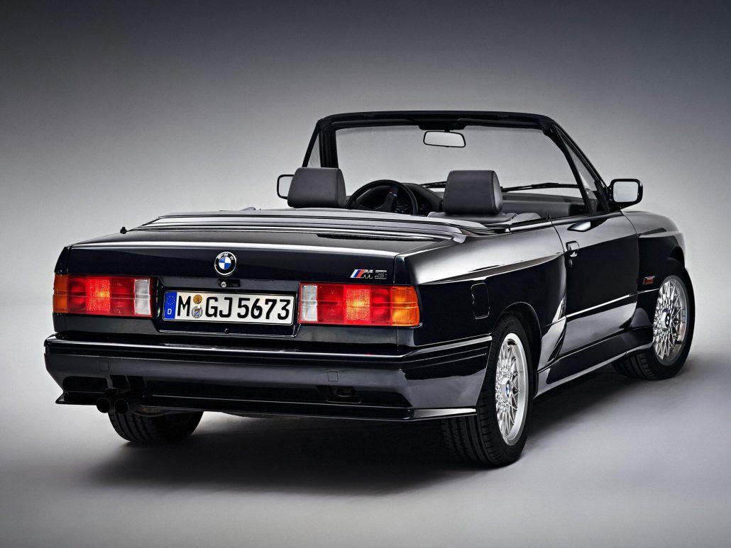Bmw Serie 3 E30 Cabriolet Et Sa Fiche Auto Auto Forever